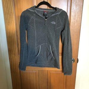 North Face Zip-Up Fleece Size XS